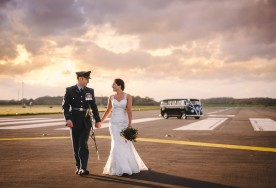 RAF Linton on Ouse Wedding Video/York Wedding Cinematography